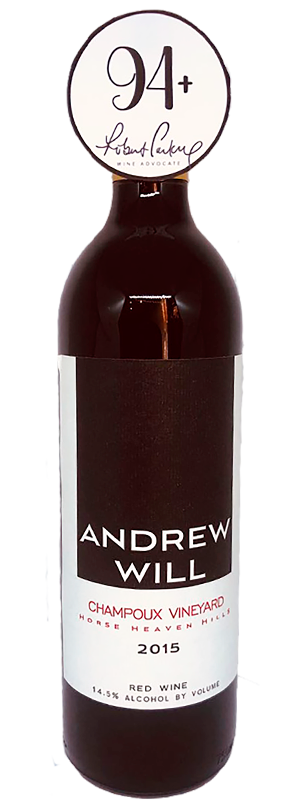 Andrew Will Champoux Red Wine 2015