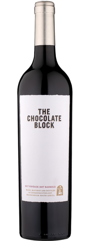The Chocolate Block 2017