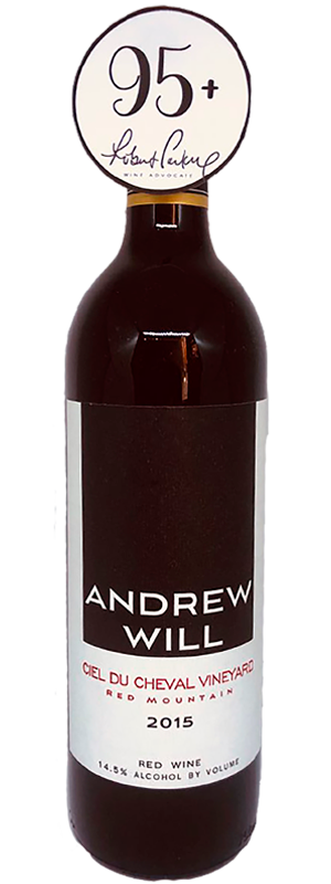 Andrew Will Ciel Du Cheval Vineyard 2015